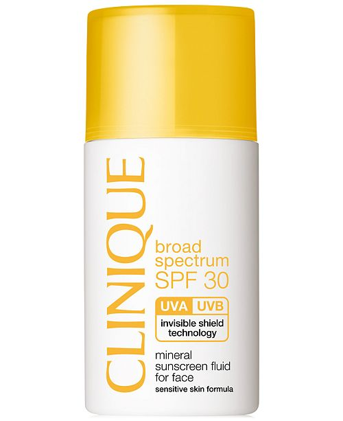 Broad Spectrum SunScreen SPF 30