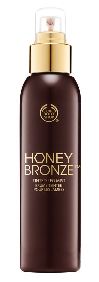 Honey Bronze от Body Shop спрей