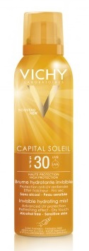 Солнцезащитный спрей Vichy CAPITAL IDEAL SOLEIL 30