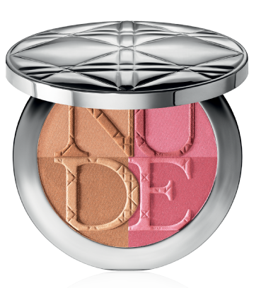 Бронзирующая пудра-румяна Diorskin Nude Tan Paradise Duo Dior Bird Of Paradise