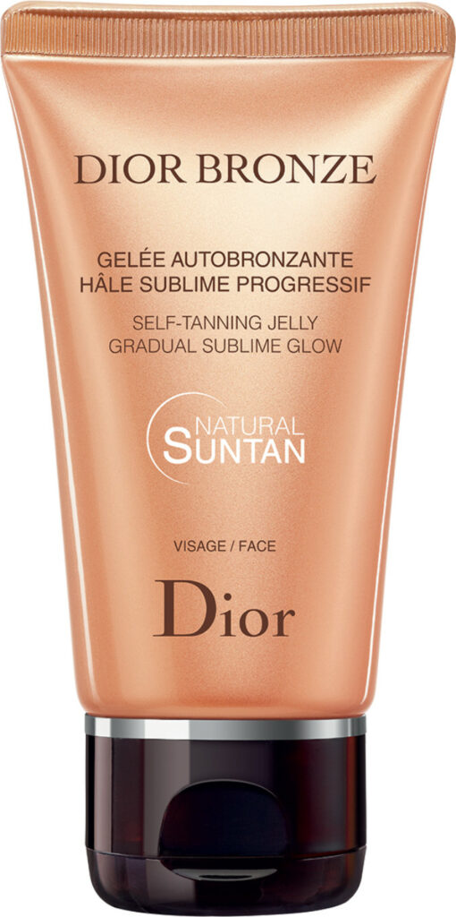 Dior Bronze Self-Tanning Jelly Face